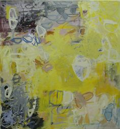 """Untitled III, (2008), Acrylic on canvas, 44""""x48&quot… 
