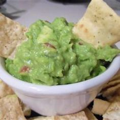 Quick and Easy Guacamole- a party favorite just like at your favorite Mexican restaurant.