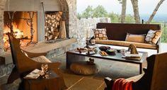 Propuestas de mobiliario de aire campestre