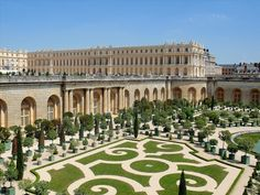 France, Palace and Park of Versailles