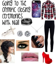 """""""Going To The Olympic Closing Ceremonies With Niall Horan."""" by one-direction-date-outfits on Polyvore"""
