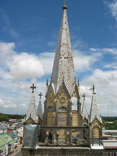 Paramaribo, Suriname #placesihavebeen #awesomelifeexperience