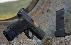 Taran Tactical Innovations - Glock 43  3 Firepower Basepad, $37.99 (http://tarantacticalinnovations.com/glock-43-3-firepower-basepad/)
