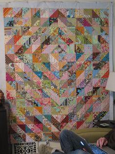 Ella's Quilt | Value Quilt Class | Sew Katie Did | Flickr