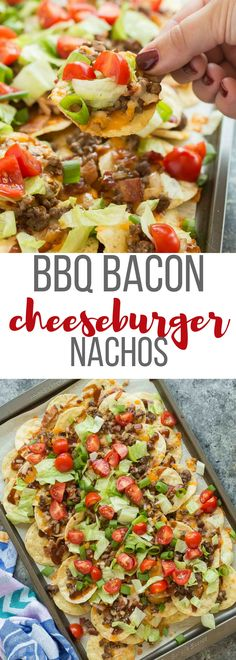 BBQ Bacon Cheeseburg