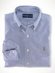 Ralph Lauren oxfords: a must in every color. Or at least get them in blue and/or white