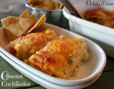 ~Crescent Enchiladas!