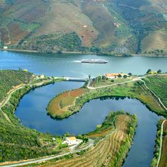 Check out this list: Where to Go in 2015: the Douro Valley, Portugal