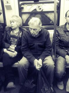 Sometimes i wonder about the people's life i shoot. Like sir, why are you so upset about? #subway #dailylife