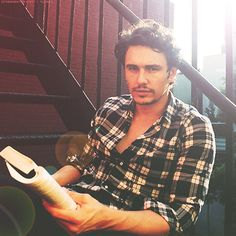 James Franco is one of my favorite subjects.