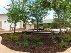 Infant Jesus Primary School January 2012  #naturalplaygrounds  #natureplaysolutions #naturalplayspace