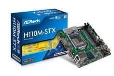 Nuevo ASRock Motherboard Mini-STX