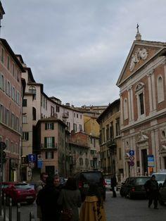 Perugia,Umbria, Italia