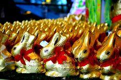 Un coniglietto (rigorosamente di cioccolato) al giorno toglie il medico di torno.