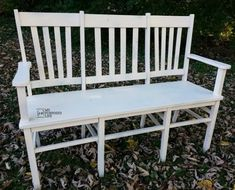 Project ideas for old chairs using paint stain, upholstery and saws. All great ways to give new life to old chairs. Wooden Dining Room Chairs, Outdoor Tables And Chairs, Garden Table And Chairs, Old Chairs, Ikea Chairs, Outdoor Seating, Adirondack Chair Plans Free, Home Depot Adirondack Chairs, Black And White Chair
