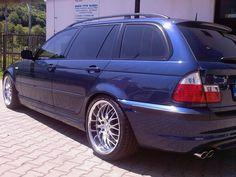 E46 rear