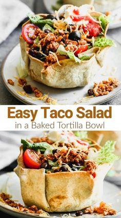 Beef Recipes, Mexican Food Recipes, Salad Recipes, Dinner Recipes, Cooking Recipes, Healthy Recipes, Mexican Desserts, Freezer Recipes, Freezer Cooking