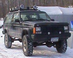 XJ Lift/Tire Setup thread - Page 12 - Jeep Cherokee Forum
