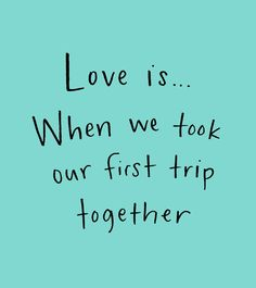 Love is many different things to many different people. What does love mean to you?