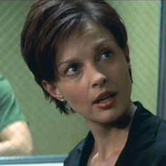 Of the numerous hairstyles Ashley Judd has sported in her films ...
