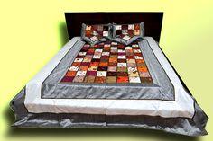 Code 104 - Silk patchwork set, QR850