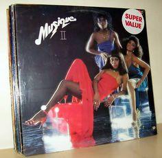 MUSIQUE -- Musique II  Canada'79 LP Mint ss  SEALED ORIG '79 Vinyl LP