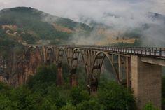 Đurđevića Tara Bridge. Image by Leszek Leszczynski / CC BY 2.0