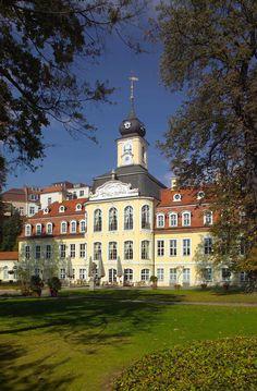 Gohliser Schlösschen/Attractive Leipzig http://www.travelandtransitions.com/destinations/destination-advice/