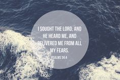Psalms 34:4 by haley marie photography, via Flickr