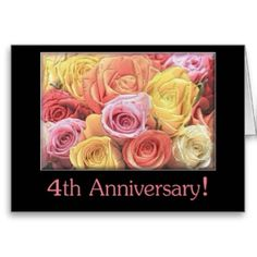 happy 4th anniversary my husband