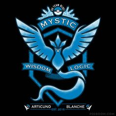 Pokemon Go Team Mystic Pokemon Go Team Mystic, Pokemon Realistic, Pokemon Go Cheats, Team T Shirts, Timeline Covers, Catch Em All, Animation, Wallpapers, Funny
