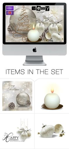 """""""Merry Christmas Desktop"""" by hawkeye9862 ❤ liked on Polyvore featuring art and mydesktop"""