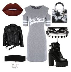 """""""Glam 2"""" by glowgetter on Polyvore featuring VIPARO, Christian Dior and Lime Crime"""