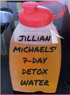 If you're carrying a few stubborn pounds along your waistline that you just can't seem to shed, this 7 Day Detox Drink as recommended by Jillian Michaels will probably help you lose the belly bloat. - Download Below the FREE Detailed PDF with Videos.