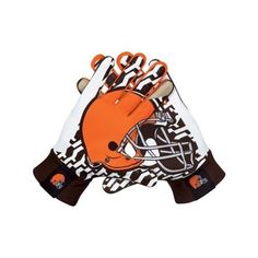 Cleveland #Browns #Nike Stadium Gloves.