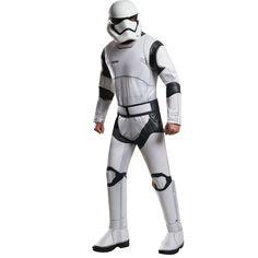 Déguisement luxe Stormtrooper.