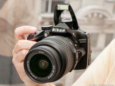 A Nikon!