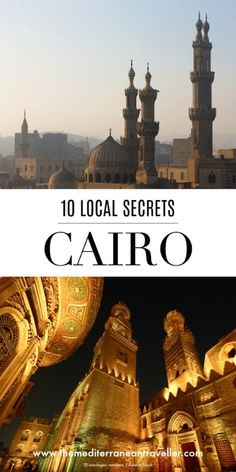 Want to know the best tips for exploring the Egyptian city of Cairo? Far from being just a base for Egypt Travel, Africa Travel, Egypt Tourism, Africa Destinations, Travel Destinations, Cool Places To Visit, Places To Travel, Paises Da Africa, South Africa