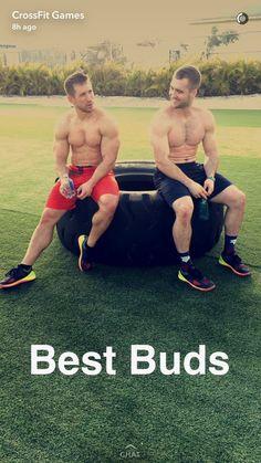 Dan Bailey en Ben Smith