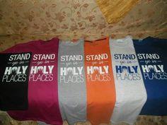 Stand ye