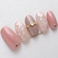 Check it out. Colorful Nail Designs, Beautiful Nail Designs, Nail Art Designs, Japan Nail Art, Lily Nails, Posh Nails, Self Nail, Garra, Finger Art