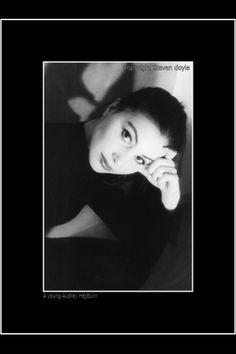 Audrey Hepburn look alike shot inBucuresti Look Alike, Audrey Hepburn, Polaroid Film