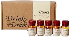 Drinks by the Dram Regions of Scotland Whisky Tasting Set (5 x 3cl) http://madeinsco.com/shop/drinks-by-the-dram-regions-of-scotland-whisky-tasting-set-5-x-3cl/