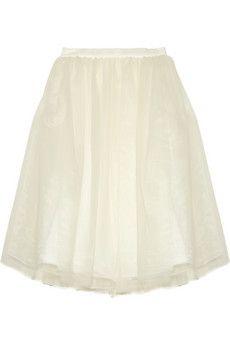 Alice + Olivia Justina tulle skirt | NET-A-PORTER