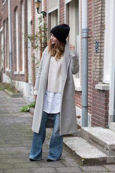 Christine R. - Cos Coat - Loose fit layering
