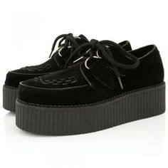 HIGH CREEPERS SUEDE