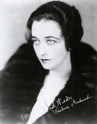 Pauline Frederick AKA Pauline Beatrice Libby    Born: 12-Aug-1883  Birthplace: Boston, MA  Died: 19-Sep-1938  Location of death: Beverly Hills, CA  Cause of death: Asthma complications