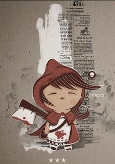Arte de Florian Nicolle.  Visto en Vecindad Gráfica  http://blogvecindad.com/arte-de-florian-nicolle/