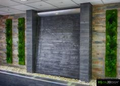 1000 images about mur v g tal d 39 int rieur on pinterest for Decoration murale vegetale