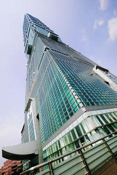✯ Skyscraper, Taipei 101 Building